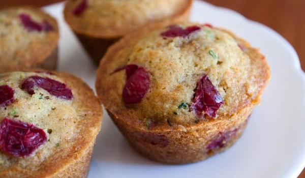 Cranberry Muffins YUM!